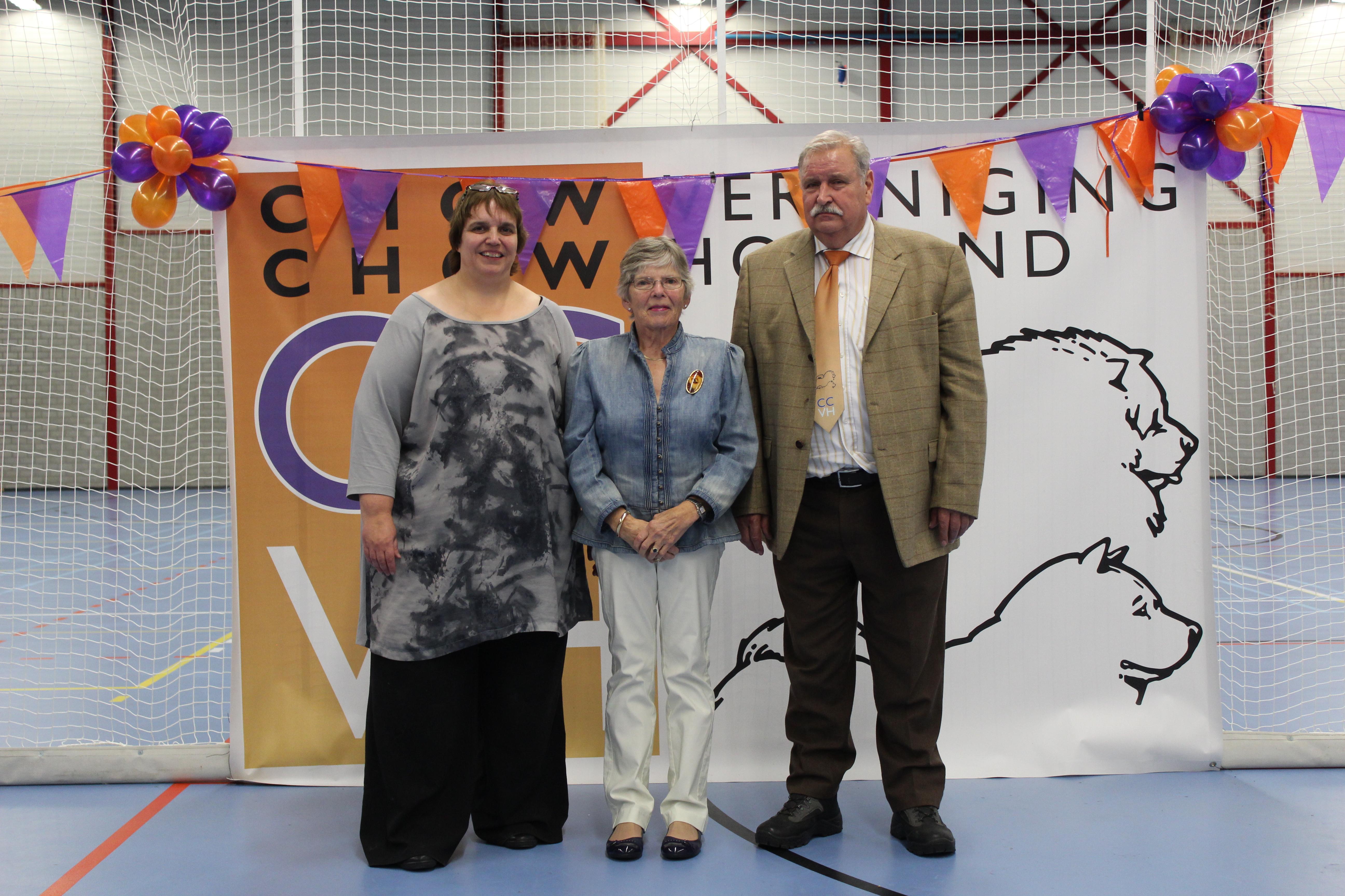 Hans Vierstraete, Minnie Odenkirchen, Annemiek den Os